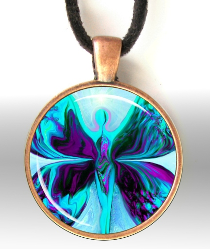 reiki jewelry pendant necklace